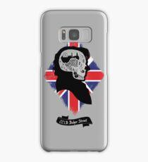 Sherlock's Mind (Teefury Version) Samsung Galaxy Case/Skin