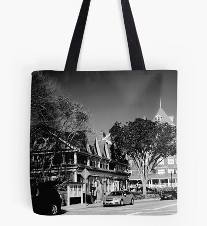 Jamestown, November 2011 Tote Bag
