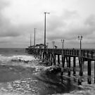 Jennette's Pier by Nate Welk