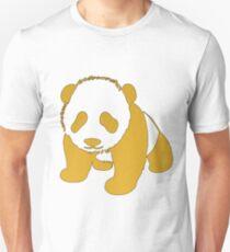 Golden Panda T-Shirt