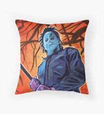 No Butcher Knife? Throw Pillow