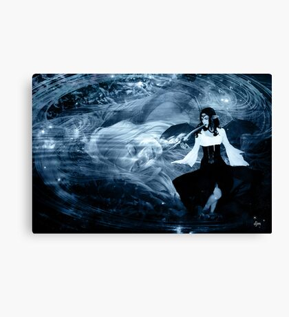 The Giver Of Dreams Canvas Print