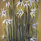 Last Blooms of Summer V2 by Karen Gingell
