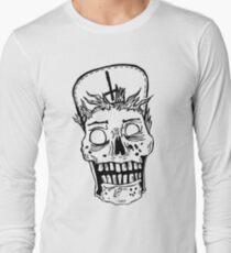 Zombie Skater Long Sleeve T-Shirt