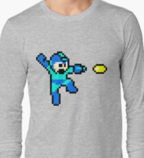 Blue Bomber Long Sleeve T-Shirt