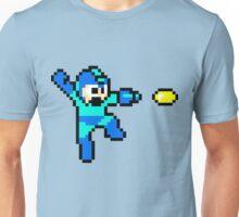 Blue Bomber Unisex T-Shirt
