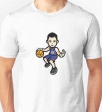 Jeremy Lin - Blue Unisex T-Shirt