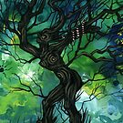 Tree of Life Series — The Serpent by Cherie Roe Dirksen