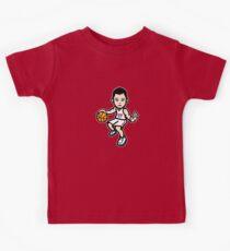 Jeremy Lin - White Kids Tee