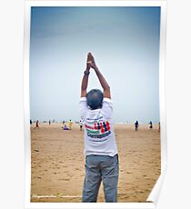 Surya Namaskara (Morning YOGA ) Poster