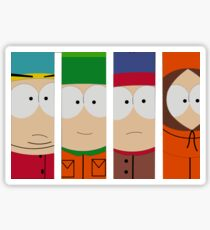 southpark Sticker