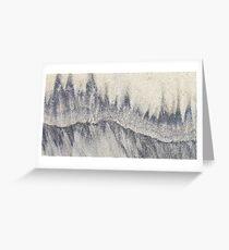 Sandcastles Greeting Card