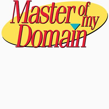 Master of my domain by favoritedarknes