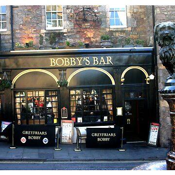 Bobby's Bar by kaileyhenn