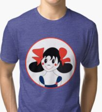 Happy Girl Tri-blend T-Shirt