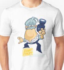 George Shot First Unisex T-Shirt