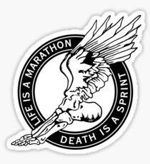 Death Race Sticker