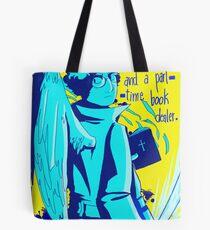 Aziraphale Tote Bag