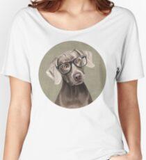 Mr Weimaraner Women's Relaxed Fit T-Shirt