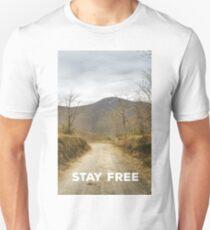 Autumn road T-Shirt