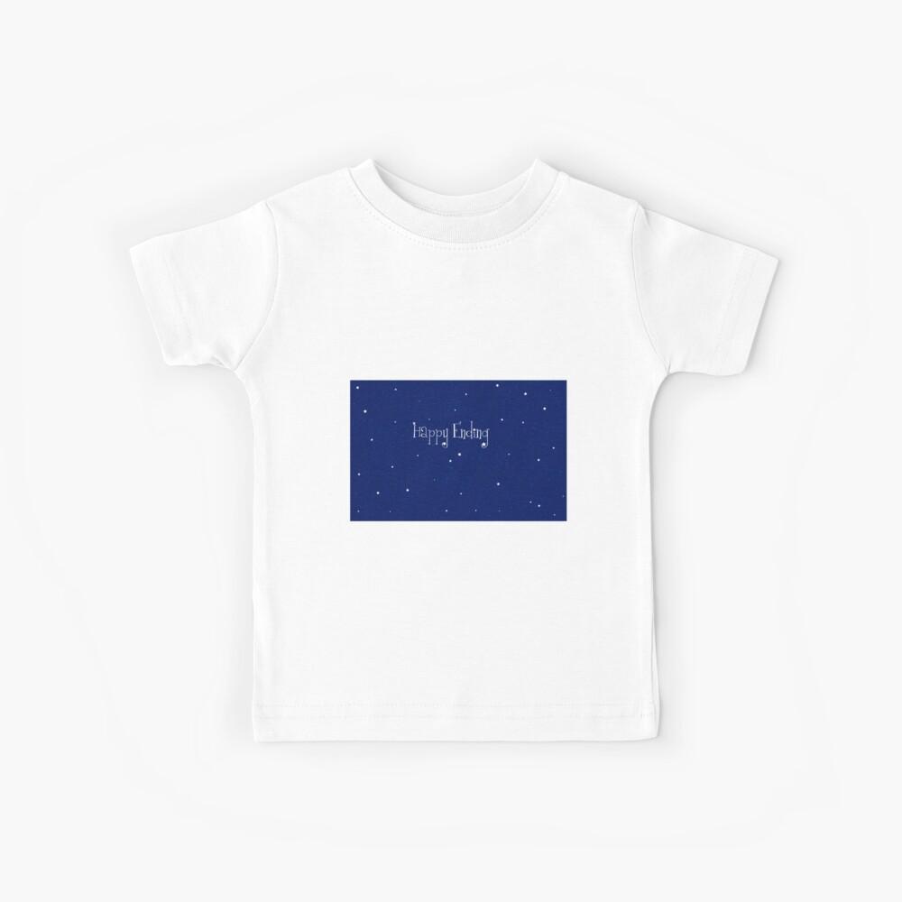 Happy End Kinder T-Shirt