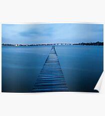 Walk the Plank - Sylvania, NSW Poster