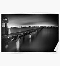 Take a Long Walk - Sylvania, NSW Poster
