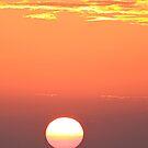 Sunset on Kauai by courson