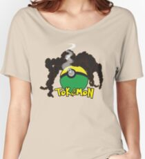 Tokemon Women's Relaxed Fit T-Shirt