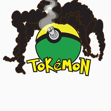Tokemon by Dansmash