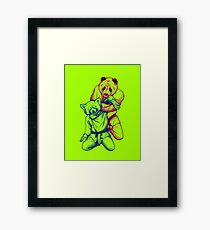 Martial Arts - Way of Life #4 Framed Print