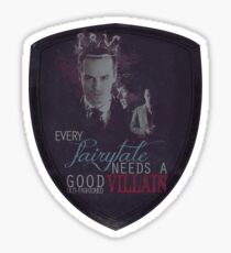 Every fairytale needs a good old, old-fashioned villain. Sticker