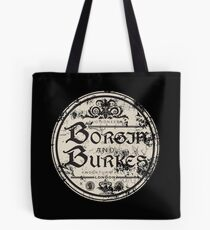 Borgin and Burkes Tote Bag