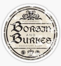 Borgin and Burkes Sticker
