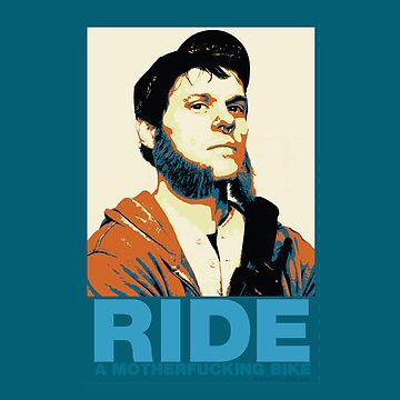 Ride a Motherf**king Bike iPhone case by MFBike