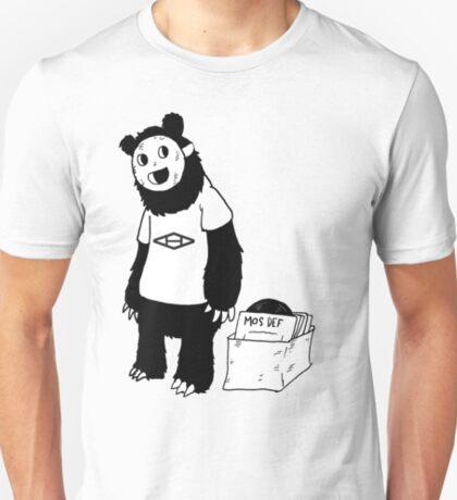 AAHIPHOP D.I.T.C Bear T-Shirt