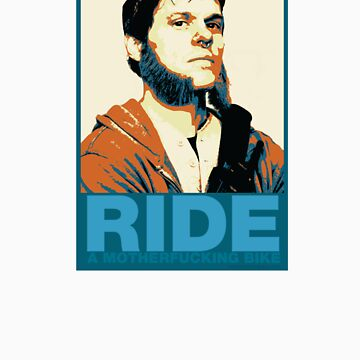 Ride a Motherf**king Bike by MFBike