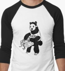 AAHIPHOP MPC Bear Men's Baseball ¾ T-Shirt
