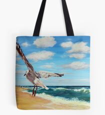 Seascape 2 Tote Bag