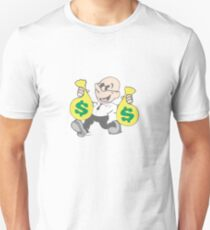 Dean Pelton Success! Character Unisex T-Shirt