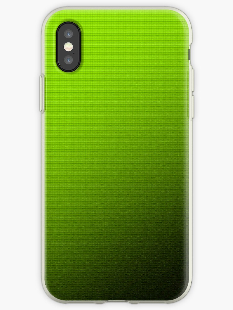 Lime Green - iPhone Case by Craig Shillington