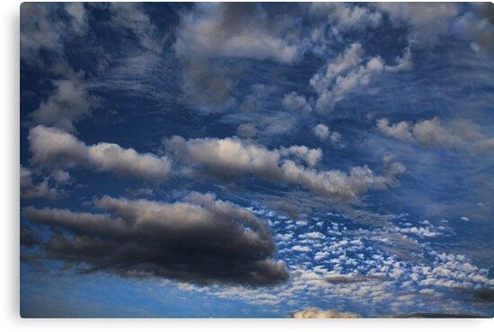 Cloud 20120316-4 by Carolyn  Fletcher