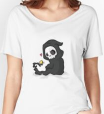 cute death Women's Relaxed Fit T-Shirt
