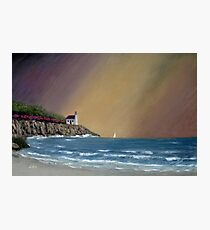 Summer Squall Photographic Print