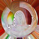 Radiation #1 by Benedikt Amrhein