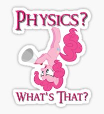 Physics? Sticker