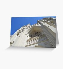 National Cathedral Greeting Card