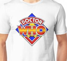 Doctor Who Diamond Logo - Colourful Unisex T-Shirt