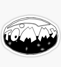Tommy's Holiday Camp Sticker