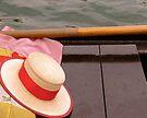 Hat and Oar by Jeff Clark